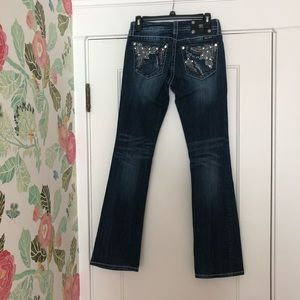 Miss Me Boot jeans size 26